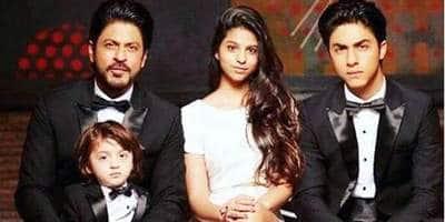पिता की पुण्यतिथि पर अपने बच्चों को लेकर इमोशनल हुए शाहरुख़ खान ने किया ये ट्वीट !