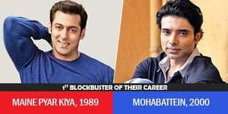 15 Bollywood Actors And How Long They Took To Register Their First BLOCKBUSTER Post Their Debut!