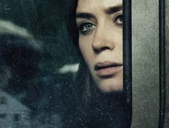 Rather a divorcee, psychotic, alcoholic, hallucinating, paranoid, sad ,woman on the train