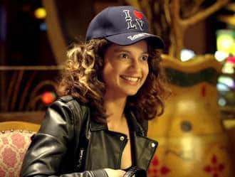 Kangana plays crazy mixed up 30 year old divorcee, indulges in gambling, bank robbery etc