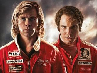A finely crafted sports drama and rivalry between two legendary F1 drivers