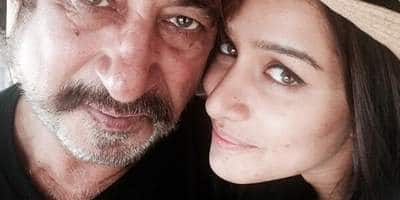 Shakti and Shraddha Kapoor Are the Quirkiest Father-Daughter Duo Ever
