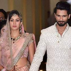 """""""Mira Makes Me Want To Be A Better Person,"""" says Shahid Kapoor!"""