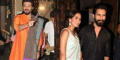 Anil Kapoor's Jhakkas Diwali Bash