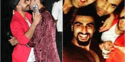 Ranveer and Ranbir Partied Hard at Arjun Kapoor's Birthday Bash