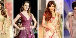 Bollywood Ladies Who Owned The Ramp At AICW 2015