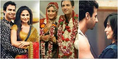 12 Couples Who Fell In Love On The Sets Of Bigg Boss!