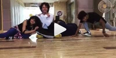 WATCH: Tiger Shroff Dancing Like Dream For Munna Micheal!