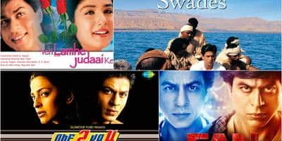 24 Box-office Failures of Shah Rukh Khan's Career