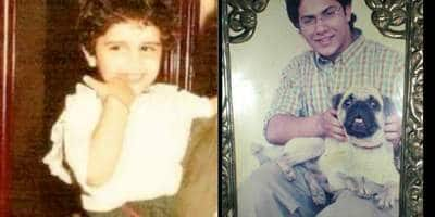These Childhood Pictures Of Varun Dhawan Will Make You Want To Cuddle Him Right Now!