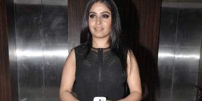 Sunidhi Chauhan Doesn't Look Like This Anymore