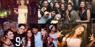In Pics: Nia Sharma's Bday Bash Pics Will Make You Want To Party Right Now!