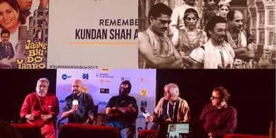 The Cast Of Jaane Bhi Do Yaaro Reunited At Mumbai Film Festival & Shared Some Hilarious Stories