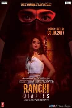 Poster - Ranchi Diaries