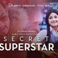 Poster - Secret Superstar