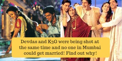 We Can Guarantee That You Didn't Know These 9 Mindblowing And Super Interesting Facts About Bollywood!