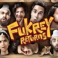 Poster - Fukrey Returns