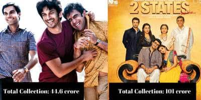 4 Bollywood Film Adaptations Of Chetan Bhagat's Books And Their Lifetime Collections!