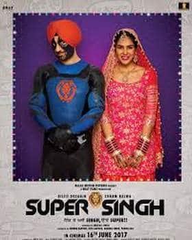 Poster - Super Singh