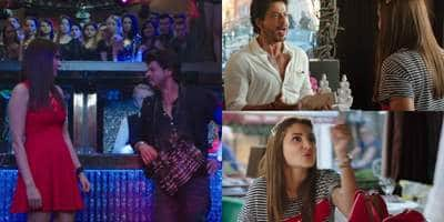 WATCH: Anushka Sharma Calls SRK An A-One Character In The 3rd Trail Of Jab Harry Met Sejal!