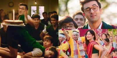 Galti Se Mistake- Jagga Jasoos : Ranbir Kapoor Steals The Show In This Amazingly Choreographed Song