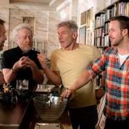 Ridley Scott. Denis Villeneuve. Harrison Ford. Ryan Gosling.