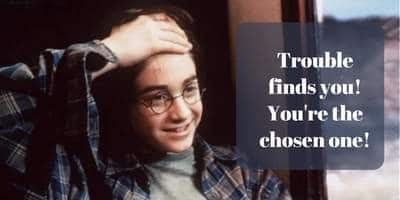 10 Signs That Prove You're Secretly Harry F**king Potter!