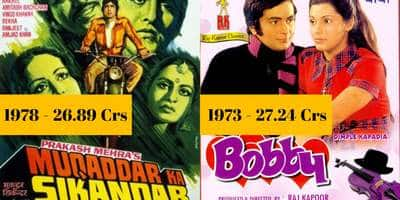10 Bollywood Movies That Became Highest Grossers In The Decade Of 70's