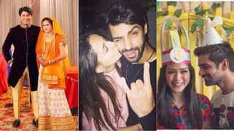In Pictures: TV Celebs Who Have Found Love In 2017!