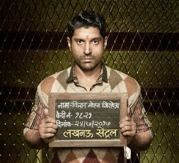 Poster - Lucknow Central