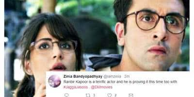 Audience Movie Review: Jagga Jasoos