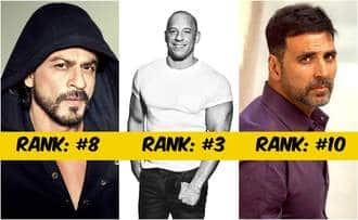Shah Rukh And Akshay Kumar Make It To Forbes' Highest Paid Actors List!
