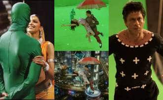These Before And After VFX Pictures From Bollywood Will Totally Change How You Look At Films