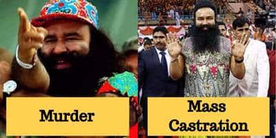 Did You Know Of These 5 Major Controversies Of The So Called 'Saint' Gurmeet Ram Rahim Singh Insaan?