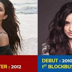 18 Bollywood Actresses And How Long It Took Them To Register Their First Blockbuster