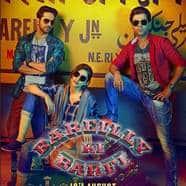Poster - Bareilly Ki Barfi