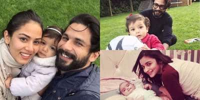 25 Pictures Of Shahid Kapoor's Baby Daughter Misha That Will Melt Your Heart!