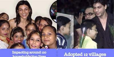 12 Bollywood Celebs Who Are More Charitable Than You Thought!
