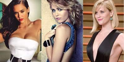 Here Are The Top 20 Richest Actresses In The World!