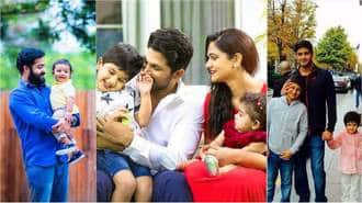 10 South Indian Celebs With Their Kids!