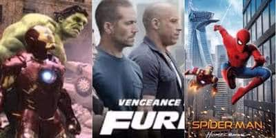 Here's 15 Of The All Time Highest Grossing Hollywood Blockbusters In India