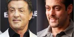 Did Sylvester Stallone Just Offer Salman Khan a Role in The Expendables?