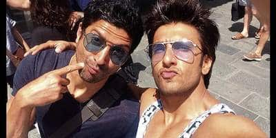 Proof That the Shoot of Dil Dhadakne Do Was More Play than Work
