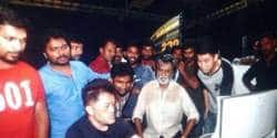 Superstar's Hot New Look From Kabali!
