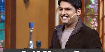 Revealed: Here's How Much The Cast Of The Kapil Sharma Show Earns!
