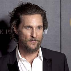 Matthew McConaughey Collaborates With Kiehls To Work For Autism