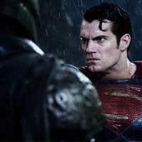 बैटमैन vs सुपरमैन स्नीक पीक हुआ रिलीज़
