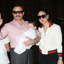 Read How Taimur Ali Khan's First International Trip Will Be All Royal