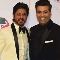 Shooting Begins For SRK's Ted Talks India: Nayi Soch; Karan Johar To Be First Guest