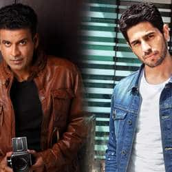I Am Scared Of Good Looking Guys Like Sidharth Malhotra: Manoj Bajpayee